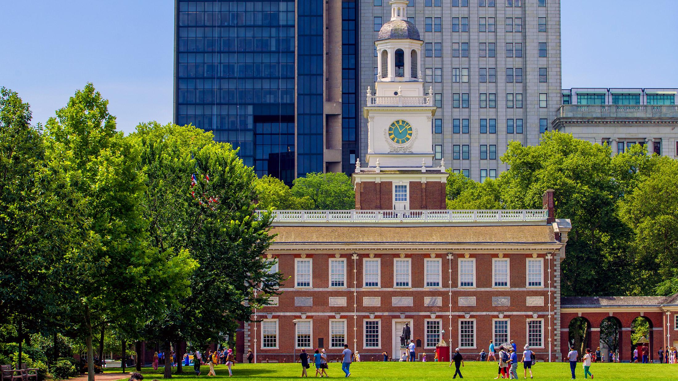 Independence Hall — Visit Philadelphia