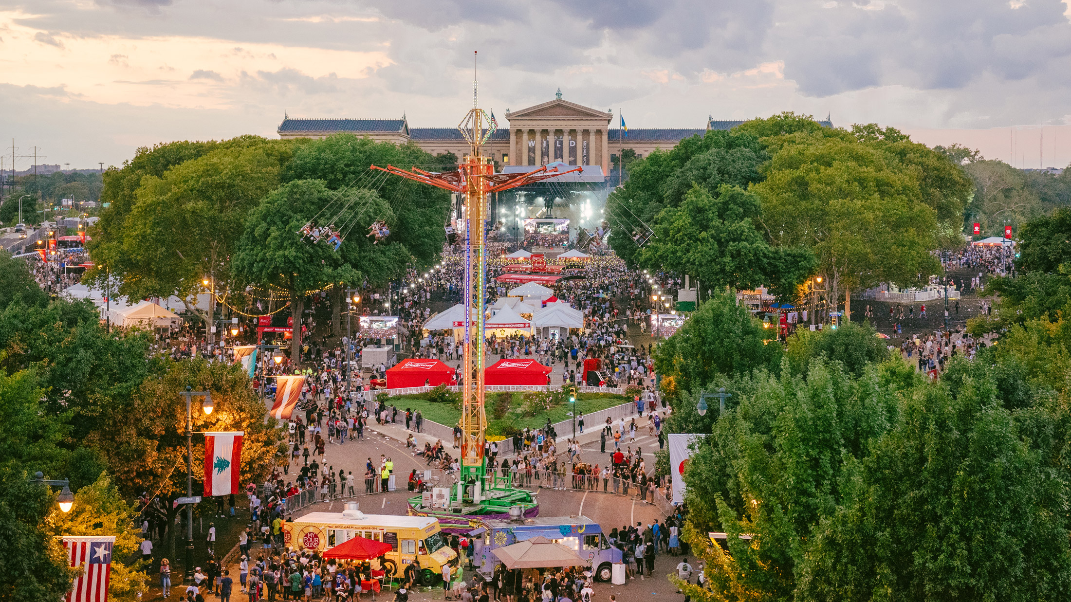 Summer Events and Festivals in Philly Visit Philadelphia
