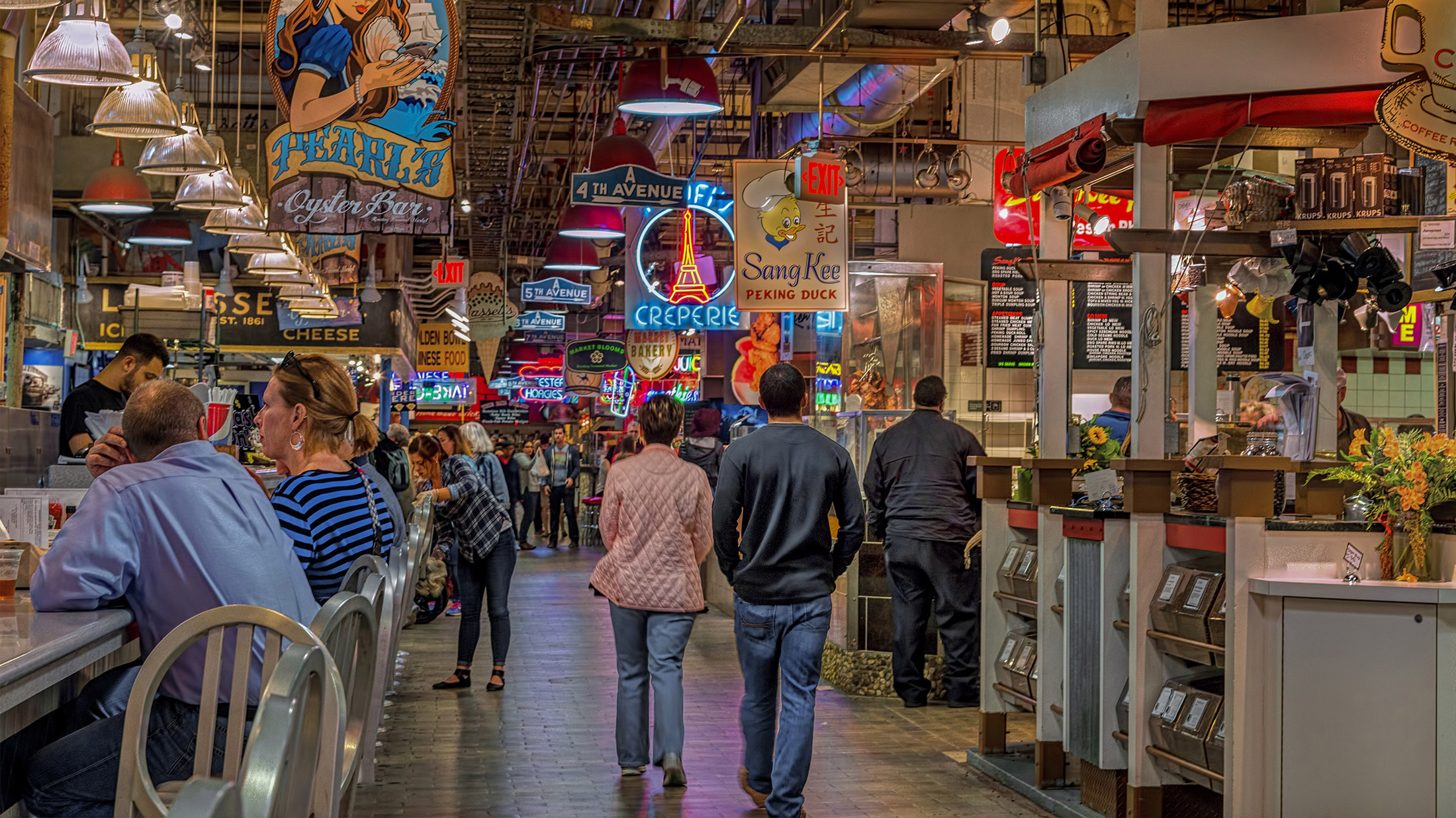 Best Things to Eat at Reading Terminal Market - Visit Philadelphia