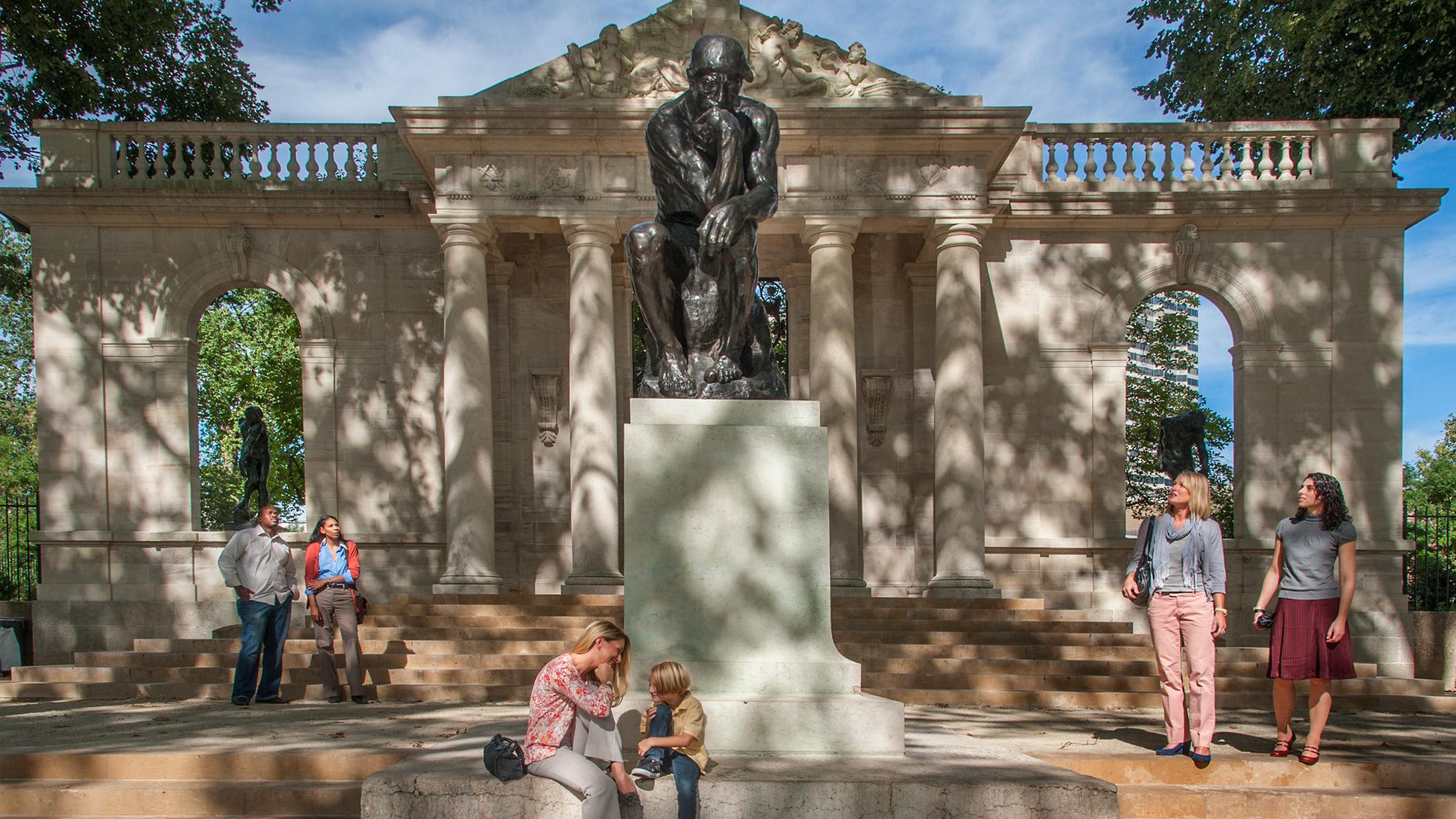Rodin Museum Visit Philadelphia