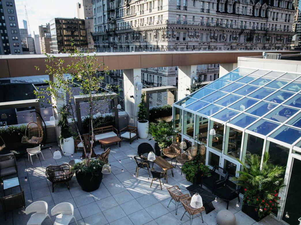 The Best Rooftop Bars And Restaurants In Philadelphia Visit