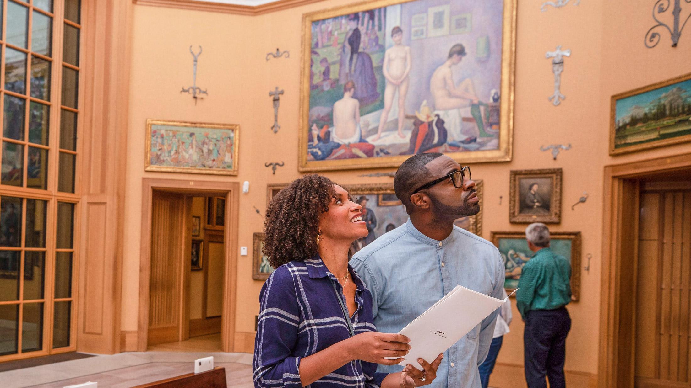 The Barnes Foundation Visit Philadelphia