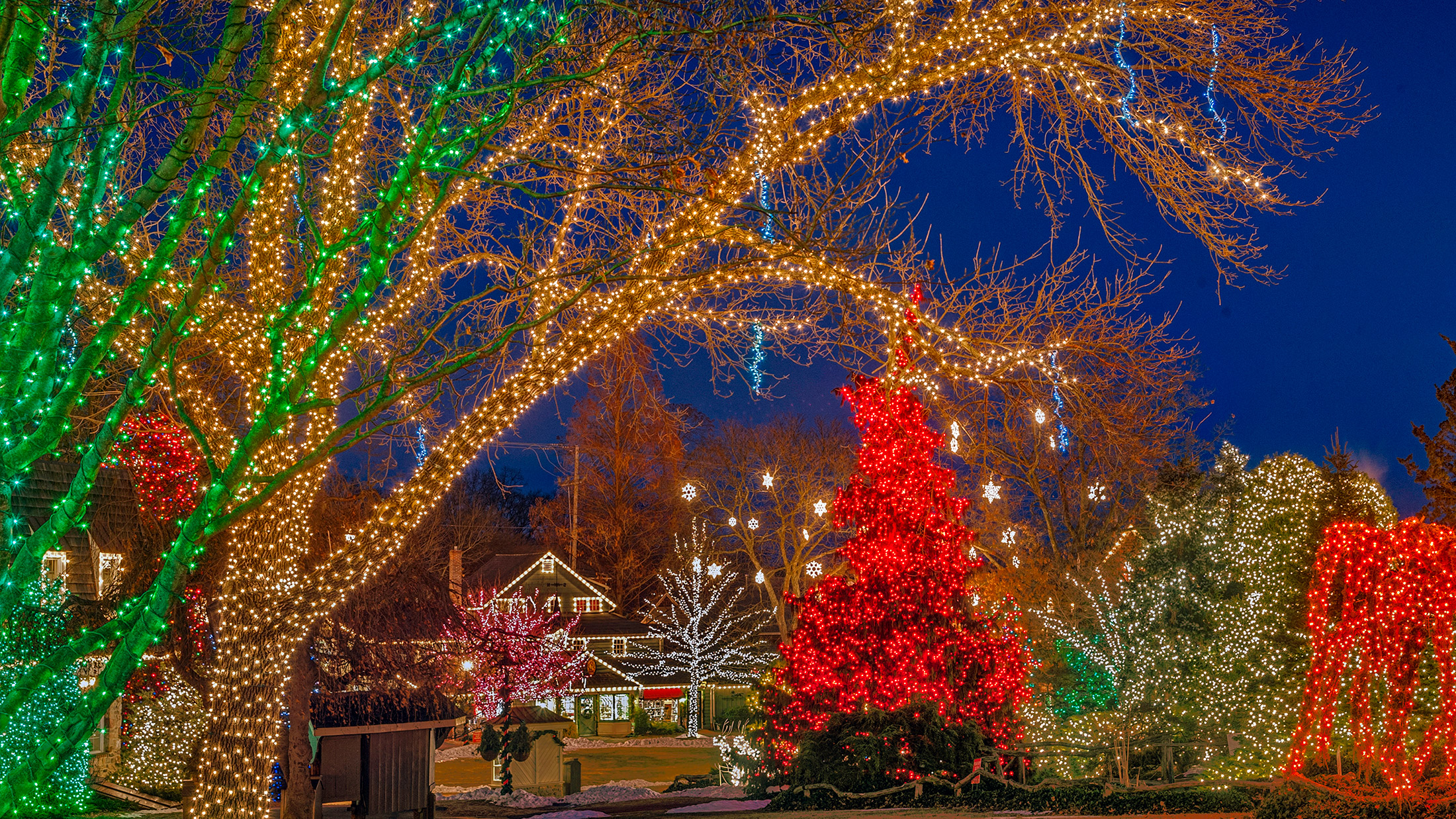 Top Holiday Events & Attractions in Philly's Countryside — Visit